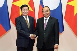 Sẽ ký kết nhiều văn kiện hợp tác quan trọng giữa Việt Nam và Lào