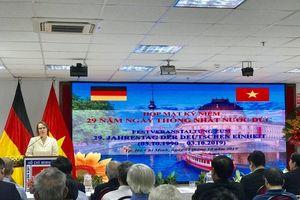 Hội hữu nghị Việt – Đức TP.HCM: Tăng cường phát triển giao thương