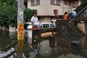 Hơn 1.600 người tử vong trong mùa lũ khốc liệt ở Ấn Độ