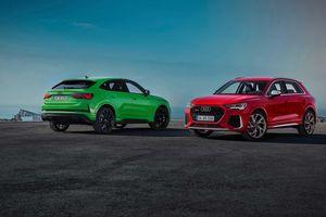 Hình ảnh chi tiết Audi RS Q3 và RS Q3 Sportback hiệu suất cao