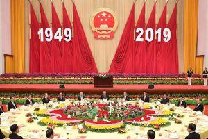 Ông Tập Cận Bình nói về Hong Kong, Đài Loan dịp Quốc khánh Trung Quốc
