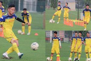 ĐT Việt Nam 'luyện công' theo phong cách bóng đá Anh truyền thống
