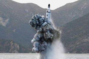 Triều Tiên phóng tên lửa mới: 'Ẩn tình' về thời điểm?