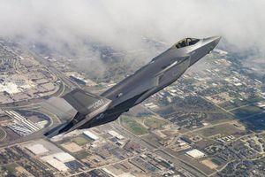 Hàn Quốc lần đầu công khai chiến đấu cơ tàng hình tối tân F-35A