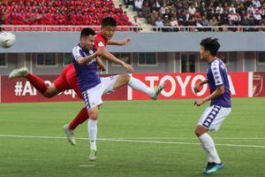 Luật bàn thắng sân khách loại Hà Nội FC khỏi chung kết AFC Cup 2019