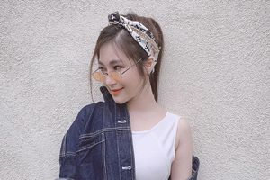 Bỏ style hở hang, Hương Tràm ăn mặc cá tính khi du học Mỹ