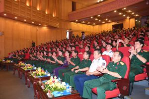 Khai mạc Liên hoan Tuyên truyền viên Phụ nữ Quân đội 2019 khu vực phía Bắc