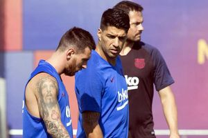 Barcelona - Inter Milan: Lionel Messi trở lại