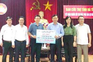 Đà Nẵng hỗ trợ Quảng Bình và Hà Tĩnh khắc phục hậu quả bão số 4