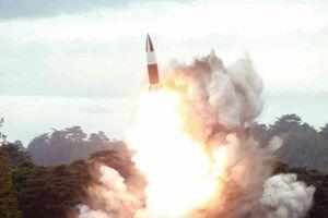 Tokyo phản ứng gay gắt khi Triều Tiên phóng 2 tên lửa về phía biển Nhật Bản