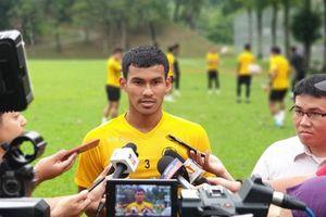 Xuân Trường nghỉ thi đấu 9 tháng, tuyển thủ Malaysia tự tin làm khách 'chảo lửa' Mỹ Đình