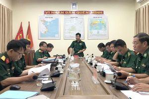 Bộ Quốc phòng kiểm tra toàn diện BĐBP An Giang