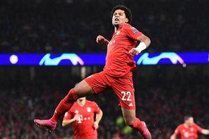 Kẻ bị Arsenal 'ruồng bỏ' ghi 4 bàn giúp Bayern hủy diệt Tottenham