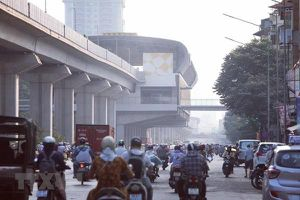 Ô nhiễm không khí mức xấu, bao giờ Hà Nội mới có mưa?