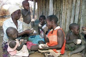 Tổng thống Zimbabwe cam kết hồi sinh nền kinh tế đang kiệt quệ