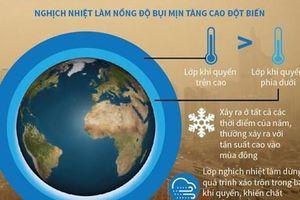 Ô nhiễm bụi mịn - những điều cần biết
