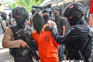 Lực lượng chống khủng bố Indonesia bắt giữ 5 nghi can thánh chiến