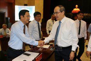 Kinh tế TP Hồ Chí Minh tiếp tục tăng trưởng khá