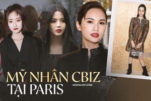 Dàn mỹ nhân Cbiz gây bão ở Paris: Nhiệt Ba lùn một mẩu nhưng chưa 'sợ' bằng Thẩm Nguyệt, sững sờ nhất là Dương Siêu Việt