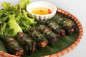 Cách làm món thịt cuốn lá lốt thơm ngon cho bữa ăn cuối tuần