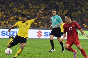 Tuyển thủ Malaysia 'nói cứng' trước trận đối đầu Việt Nam