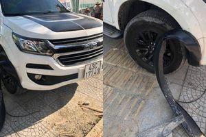 Ô tô phiên bản đặc biệt bị nghi là 'xế độ', từ chối bồi thường bảo hiểm