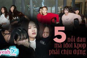 5 trải nghiệm đáng sợ nhất mà các idol Kpop từng chịu đựng được chính cựu thần tượng tiết lộ trong nước mắt