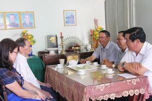 Thành Phố Quy Nhơn (Bình Định): Quan tâm thực hiện công tác 'Đền ơn đáp nghĩa'