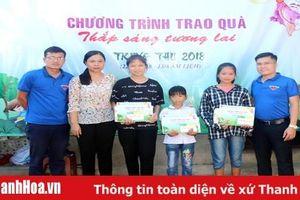 Tài chính vi mô Thanh Hóa đồng hành cùng học sinh nghèo vượt khó