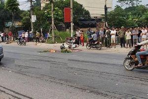 Va chạm với xe chở công nhân, người đàn ông ở Thái Nguyên tử vong tại chỗ
