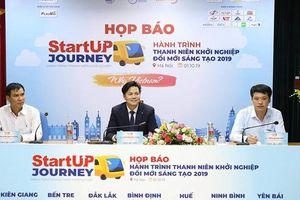 Startup Journey 2019: Thanh niên khởi nghiệp sáng tạo từ du lịch địa phương
