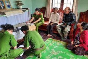 Công an Lâm Đồng làm theo lời Bác: Hướng về cơ sở, vì nhân dân phục vụ