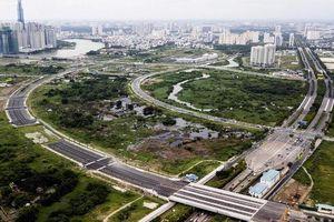 Thanh tra Chính phủ sớm trả lời về ranh quy hoạch 5 khu phố ở Thủ Thiêm
