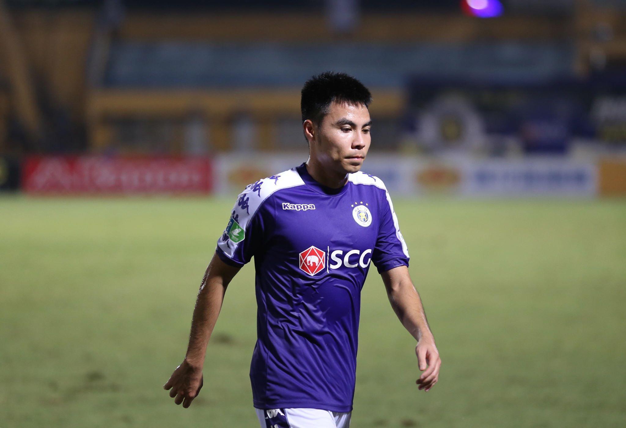 Đội hình xuất phát Hà Nội FC gặp 4.25 SC: Bùi Tiến Dũng bắt chính