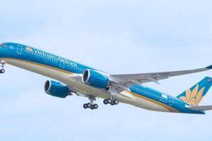 Vietnam Airlines thông báo cho thuê ướt 2 tàu bay Airbus A350