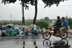 Quảng Nam: Hơn 17.000m3 rác thải tồn đọng chưa được xử lý