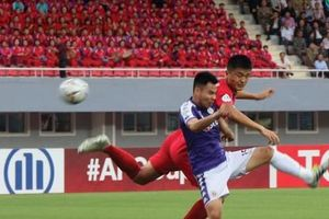Toàn cảnh trận hòa đầy tiếc nuối của CLB Hà Nội FC trước CLB 4.25 SC Triều Tiên