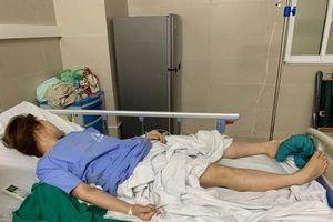 Hà Nội: Cô gái ngất xỉu, co giật vì nâng ngực bằng cấy mỡ tự thân ở thẩm mỹ viện