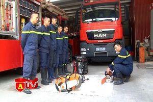Chuyện về chiến sĩ Cảnh sát PCCC quả cảm cứu người trong hỏa hoạn