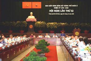 Khai mạc Hội nghị Ban chấp hành Thành ủy TP HCM