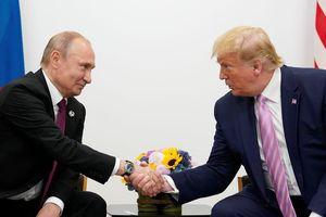Ông Putin tuyên bố Nga 'không liên quan trò chơi chính trị Mỹ'