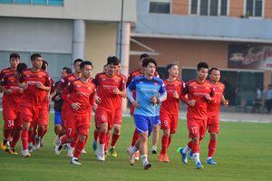 Ông Park thiếu quân trầm trọng tái đấu U-22 Việt Nam