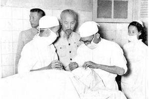 Ngành Mắt Việt Nam ghi tạc những lời Bác dạy