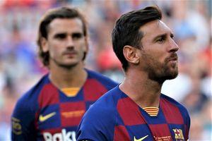 Messi khẳng định không hề ghẻ lạnh Griezmann