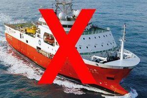 Phản đối nhóm tàu Hải Dương 8 tiếp tục mở rộng hoạt động trong vùng biển của Việt Nam