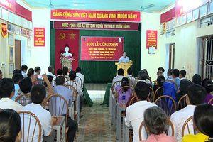 Chiêm Hóa (Tuyên Quang): Diện mạo mới từ dự án CWS tại thôn Lang Chang