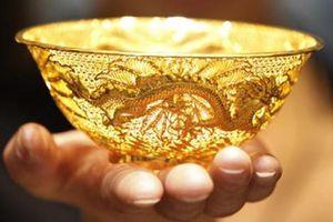Giá vàng hôm nay 3/10/2019: Vàng SJC tiếp tục tăng 'sốc' 600 nghìn đồng/lượng