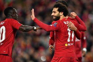 Liverpool suýt đánh rơi chiến thắng trong trận cầu 7 bàn thắng với Salzburg