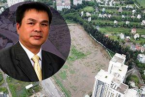 Bắt Chủ tịch HĐQT Công ty cổ phần Đầu tư hạ tầng và đô thị dầu khí