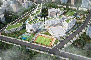 Đại học Y khoa Phạm Ngọc Thạch mới sẽ có giảng đường 1.000 chỗ